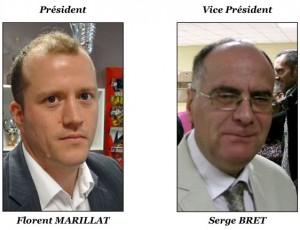 Président-Vice-President
