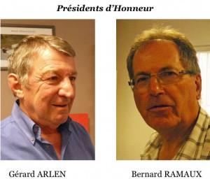 Présidents-d'Honneur