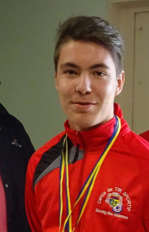 Bastien NALLE